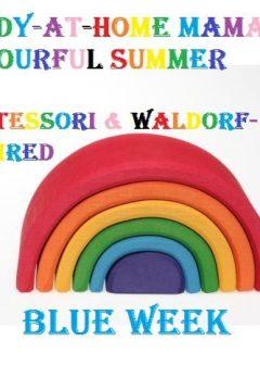 Blue Week!