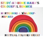 Neutral Colours Week!