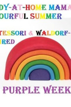 Purple Week!