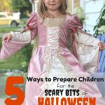 Preparing Children for the Scary bits of Hallowe'en