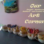 Our Art Corner