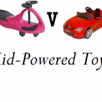 Kid-Powered Toys