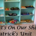 What's On Our Shelves: St. Patrick's Unit