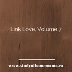 Link Love, Volume 7