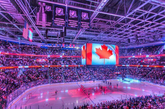 Canadian National Anthem, Matthew Paulson