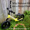 Why Balance Bikes are a Better Choice