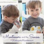 Montessori and the Senses