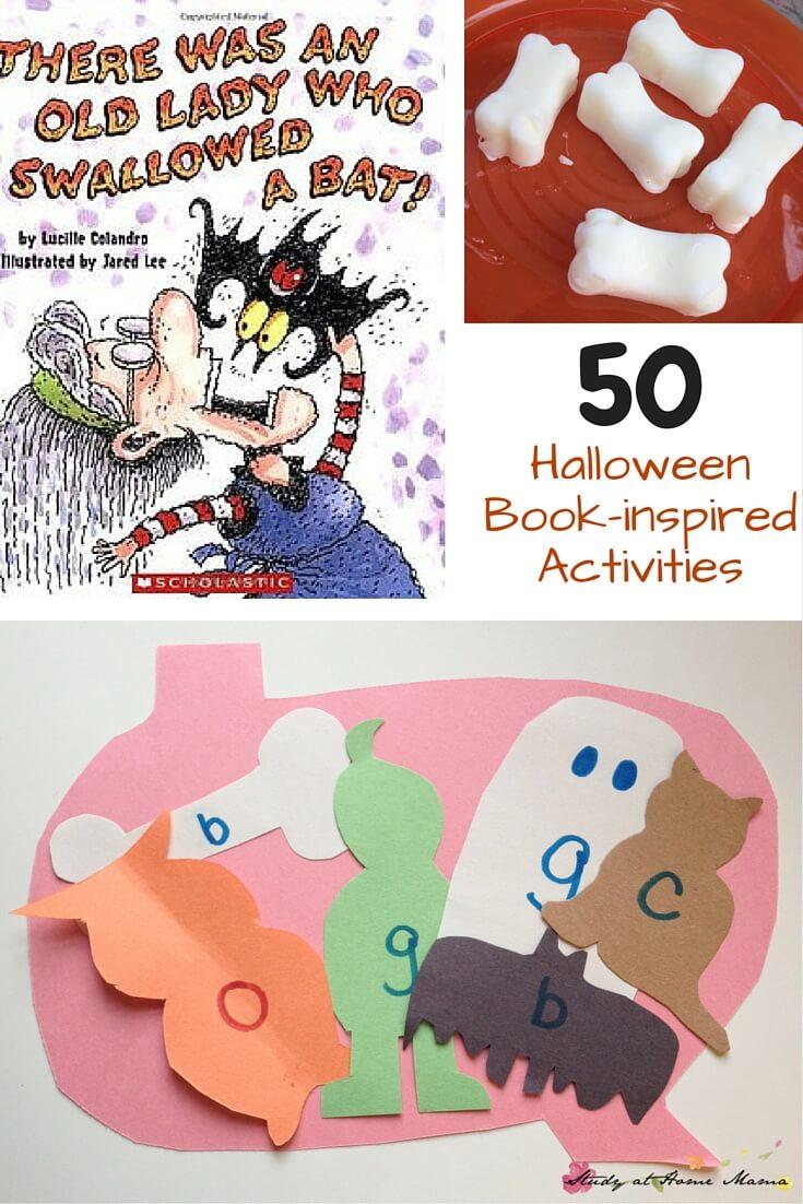 HalloweenBook-inspiredActivities