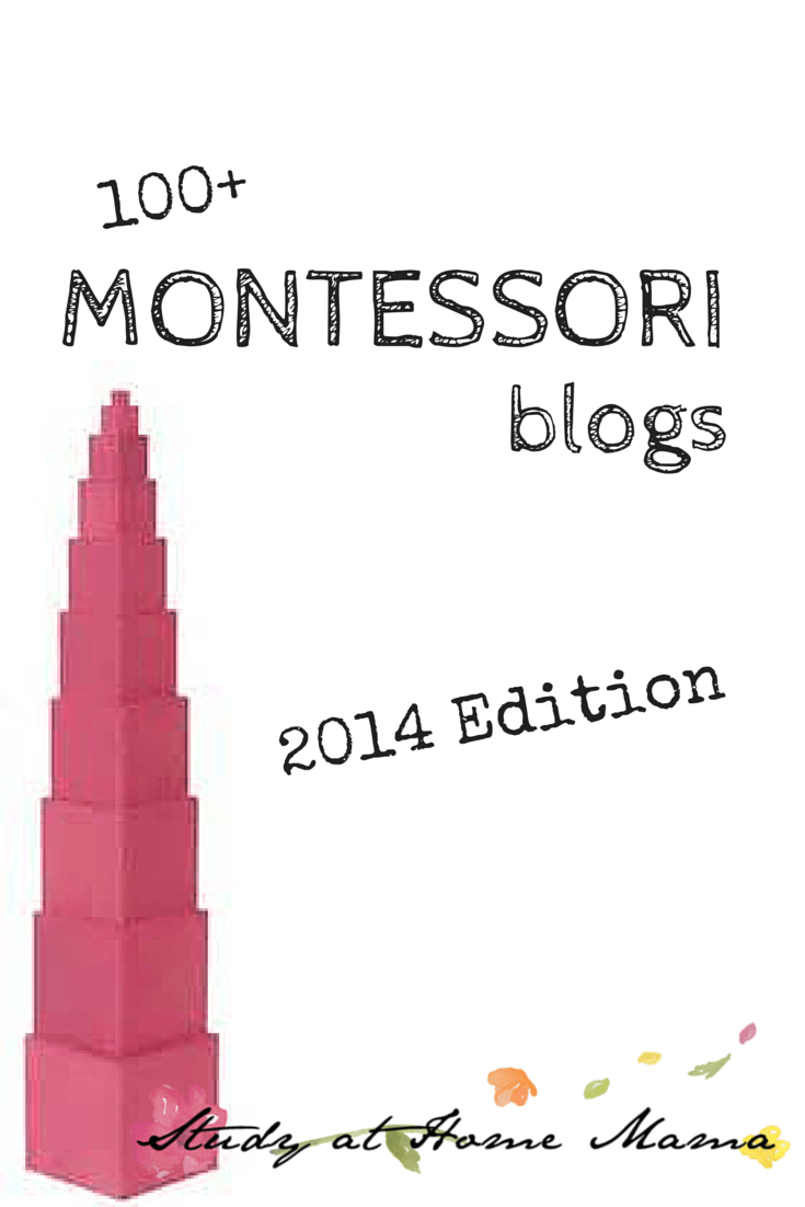 MONTESSORI blogs list