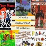 50 Book-inspired Halloween Activities for Kids