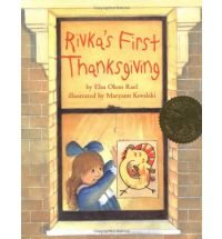 Rivka's First Thanksgiving Review at Study-at-Home Mama