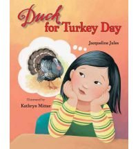 Duck for Turkey Day Review at Study-at-Home Mama