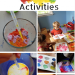 10 Colour Mixing Activities + Mix It Up Review