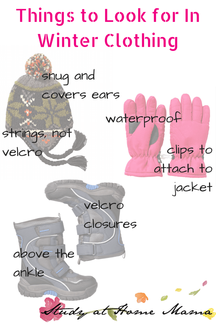 Anatomy of a Good Coat and Snow Pants(1)