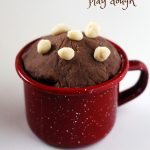Hot Chocolate Play Dough – with Play Dough Marshmallows!