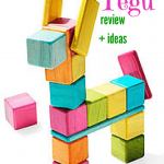 Tegu Blocks Review + Ideas