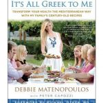It's All Greek to Me Cookbook Review