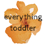 Everything Toddler: A collection of  Sugar, Spice and Glitter's Montessori Toddler posts