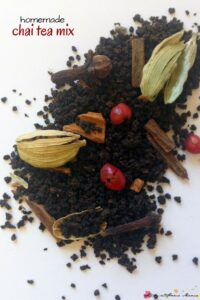 Homemade Chai Tea Mix