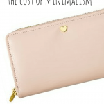 The Cost of Minimalism
