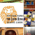 Lion King Unit Study
