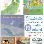 Cinderella Around the World: 12 Multicultural Children's Books