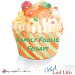 Announcing the Friday Foodie Family Party!