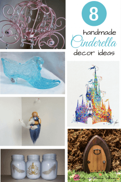 40+ Handmade Cinderella Gifts for Kids