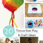 20 Tissue Box Play Ideas