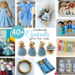 Handmade Cinderella Gifts for Kids