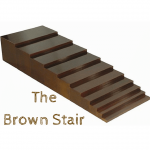 Brown Stair Alternatives and DIYs