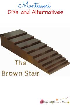 Brown Stair Alternatives and DIYs