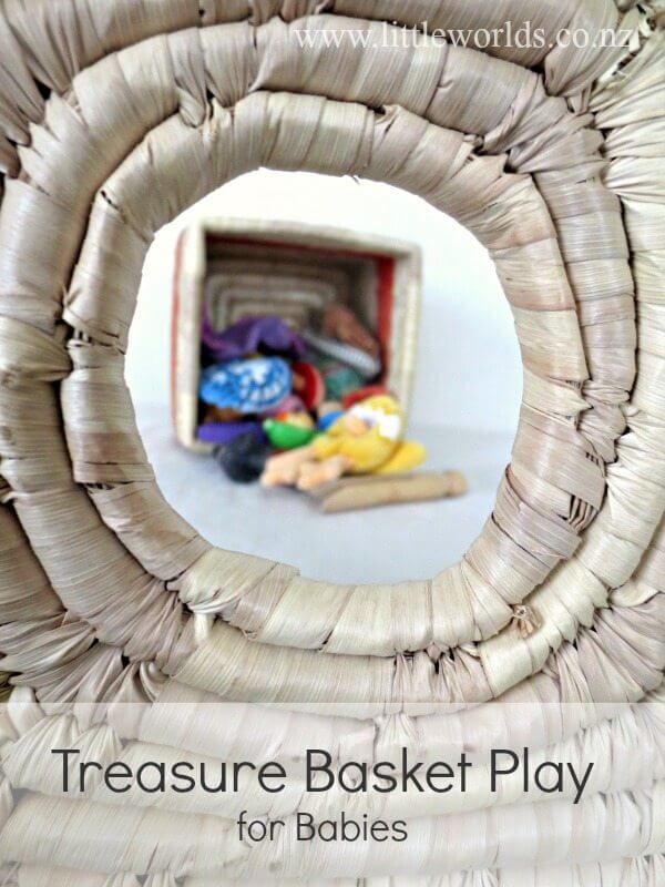 Treasure Basket Play