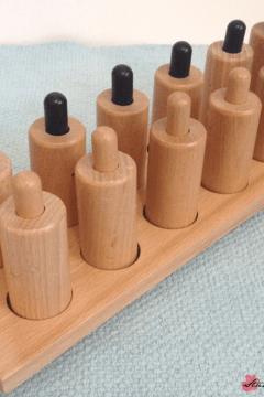 Montessori Materials Review: Sensorial Part Two
