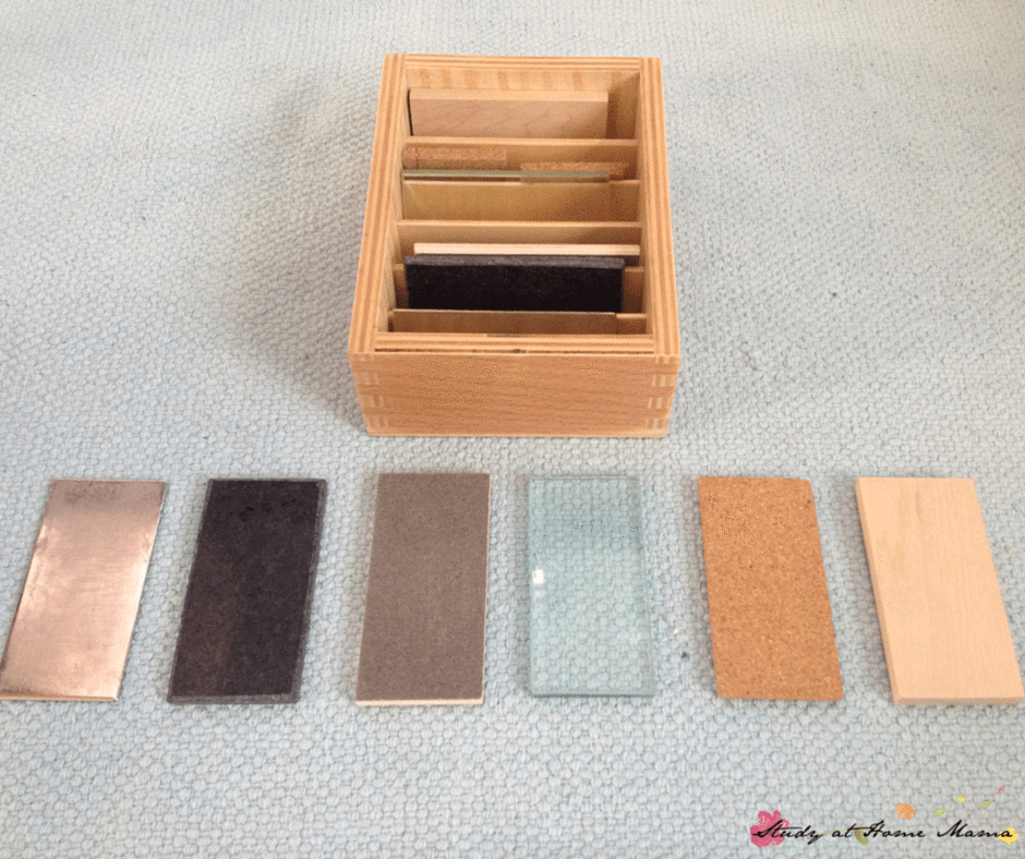Thermic tablets, part of a Budget-priced Montessori Sensorial Materials Review (Part 2): You don't need to buy premium Montessori materials in order to expect quality. This Montessori teacher shares the materials she likes from discount Montessori retailers, and which Montessori materials to avoid!