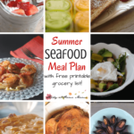 Seafood Meal Plan