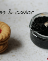 Girl Talk: Cookies & Caviar