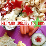 Mermaid Lunch for Kids