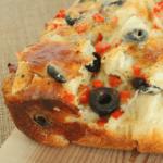 Pull-apart Olive Loaf Recipe