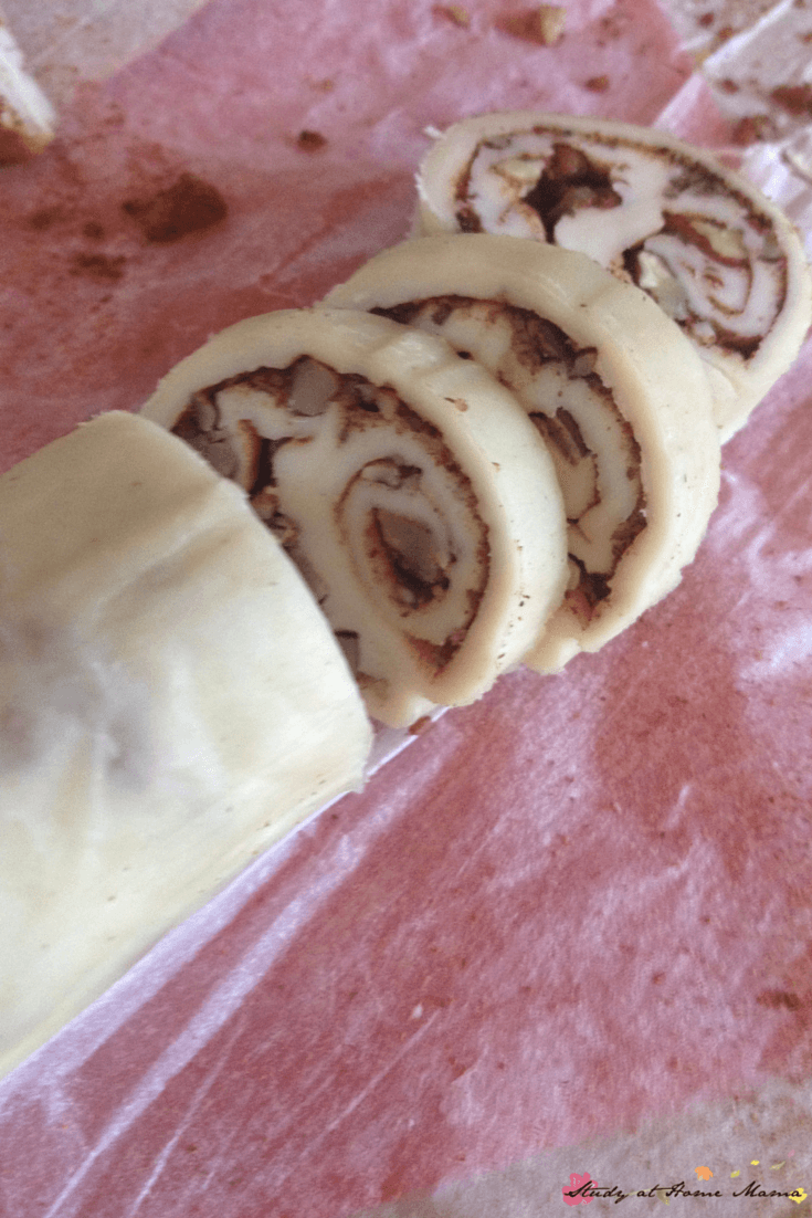 Elephant ear homemade crackers - cinnamon bun crackers are so easy to make, and delicious!
