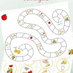 Kids Kitchen: Healthy Eating Game Printable