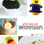 What Kids Eat Wednesday 10