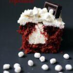 Red Velvet S'more Cupcakes