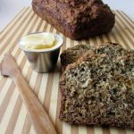 Sugar-fee Banana Bread