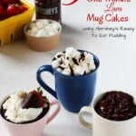 3 Amazing Recipes for One-Minute Lava Mug Cakes