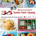 35 Healthy Lunch Box Ideas for Kids