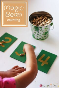 Magic Beans Counting