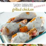 Smoky Haberno Grilled Chicken Recipe