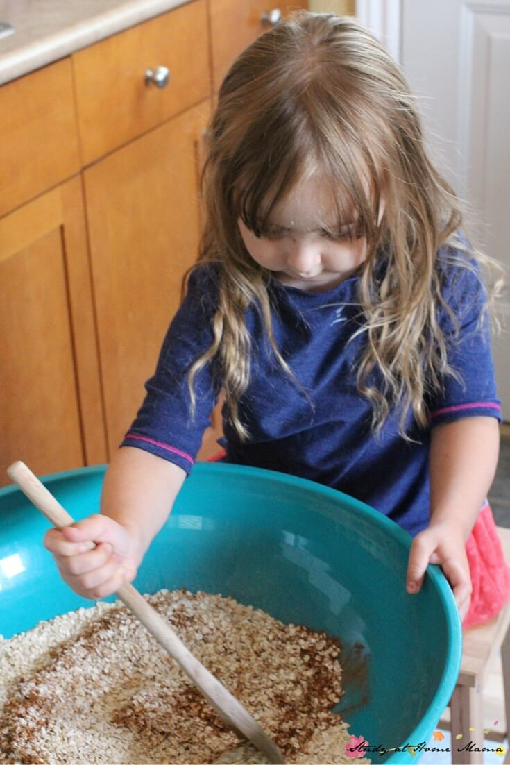 Encouraging children to help make sensory bins is a great sensory activity, as well as building empathy and drawing on sensory impressions and memories
