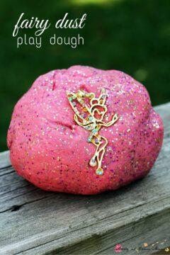 Fairy Dust Play Dough